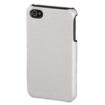 Футляр Hama Snake White (для iPhone4, пластик, H-107148)