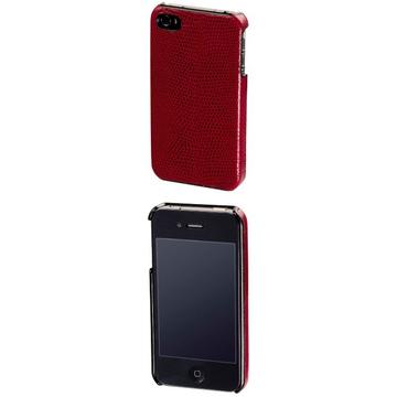 Футляр Hama Snake Red (для iPhone4, пластик, H-107149)