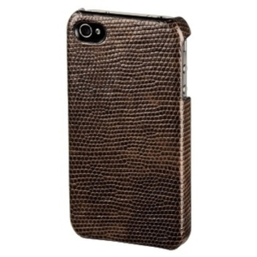 Футляр Hama Snake Brown (для iPhone4, пластик, H-107150)