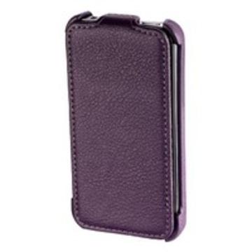 iPhone4 Чехол кожаный Hama Flap Case Bordo (кожа)
