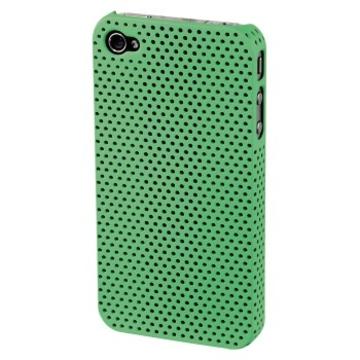 Футляр Hama Air Green (для iPhone4, пластик, H-107180)