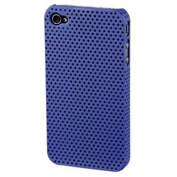 Футляр Hama Air Blue (для iPhone4, пластик, H-107181)