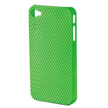 Футляр Hama Air Green (для iPhone 4/4S, пластик, доступ ко всем кнопкам, H-107305)