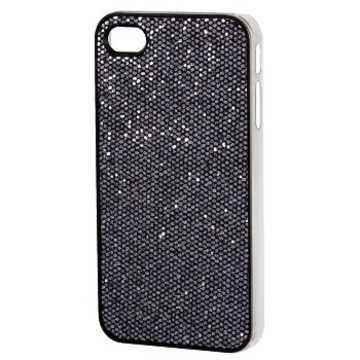 Футляр Hama Fancy Black (для iPhone 4/4S, пластик, H-107327)