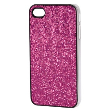 Футляр Hama Fancy Light Pink (для iPhone 4/4S, пластик, H-107332)