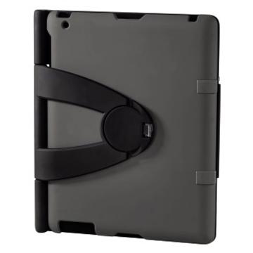 Чехол Hama Padfolio Grey (для iPad2, поликарбонат, возможность использования как подставку, H-107853)