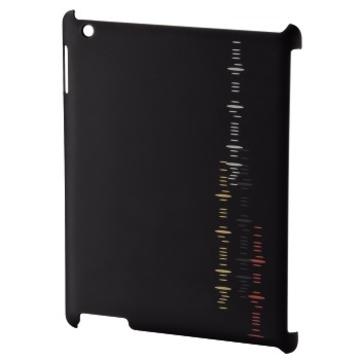 Футляр Hama Graphic Black (для iPad 2, поликарбонат, H-107868)