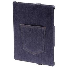 Футляр Hama Slim Jeans (для iPad 2, 2-в-1 функция подставки, поликарбонат/текстиль)