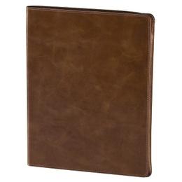 Чехол Hama Alicante Brown Red (для iPad3/4, нат. кожа, функция подставки, H-107892)