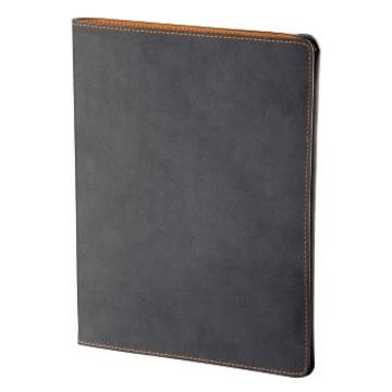 Чехол Hama Alicante Blue Orange (для iPad3/4, нат. кожа, функция подставки, H-107894)