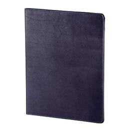 Чехол Hama Alicante Navy Blue (для iPad3/4, нат. кожа, функция подставки, H-107895)