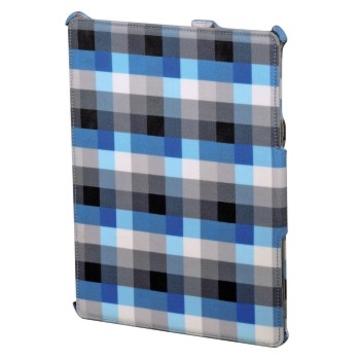 Футляр Hama Canvas Blue (для iPad3/4, хлопок, H-107932)