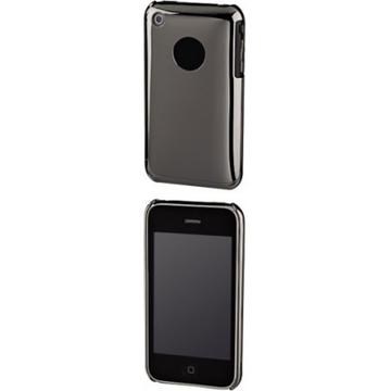Футляр Hama Liberty Chrome (для iPhone4/4S, украшен кристаллами Swarowski, White Diamonds)