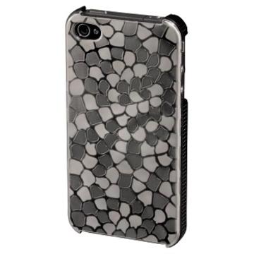 Футляр Hama Metal Silver (для iPhone4/4S, пластик, H-108520)