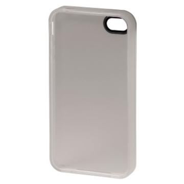 Футляр Hama TPU White (для iPhone 4/4S, силикон, H-108558)
