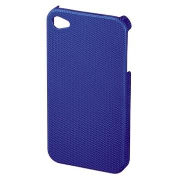 Футляр Hama Air Plus Blue (для iPhone4/4S, конструктивный доступ ко всем кнопкам, пластик, H-108582)