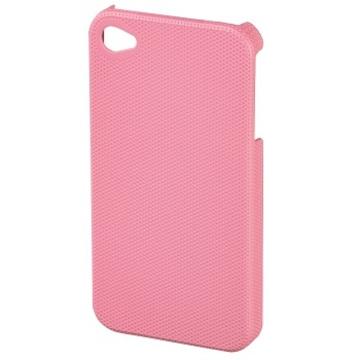 Футляр Hama Air Plus Pink (для iPhone4/4S, конструктивный доступ ко всем кнопкам, пластик, H-108583)