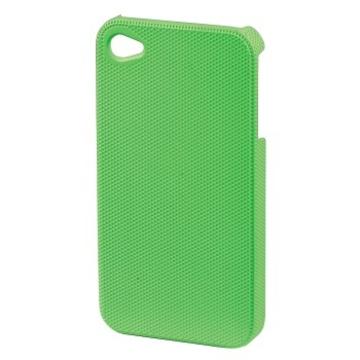 Футляр Hama Air Plus Green (для iPhone4/4S, конструктивный доступ ко всем кнопкам, пластик, H-115332)