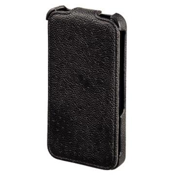 Чехол Hama Parma Black (для iPhone 4/4S, искусственная кожа, H-115352)
