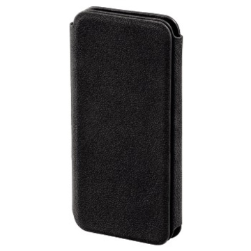 Чехол Hama Diary Black (для iPhone 5, искусственная кожа, H-118928)