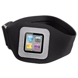 Чехол Hama Marathon Black (для iPod Nano 6G, неопрен, нарукавник, H-13275)