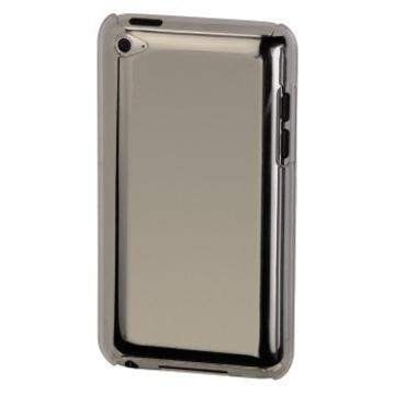 Футляр пластиковый Hama Crystal Shell (для iPod touch 4G, прозрачный, H-13277)
