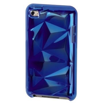 Футляр Hama SmartCase Blue (для iPod touch 4G, термопластик TPU, H-13279)