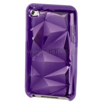 Футляр Hama SmartCase Purple (для iPod touch 4G, термопластик TPU, H-13280)
