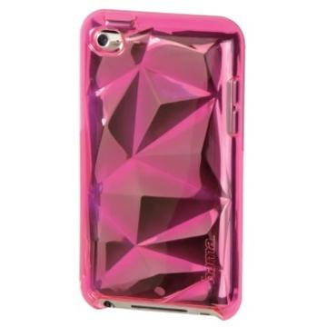 Чехол Hama SmartCase Pink (для iPod touch 4G, термопластик TPU, H-13281)