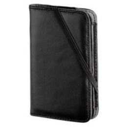 Чехол Hama Delicate Black (для iPod touch 4G, натуральная кожа, H-13283)