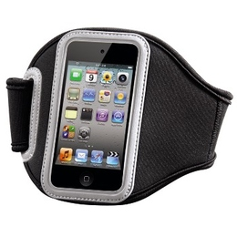Чехол Hama Marathon Black (для iPod touch 4G, неопрен, нарукавник, H-13289)