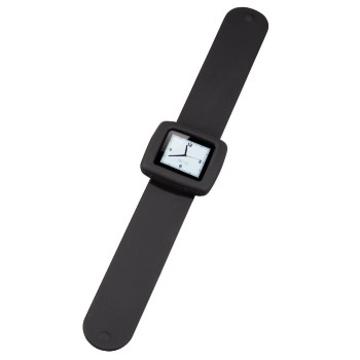 Ремешок-часы Hama Fancy Beat Grey (для iPod Nano 6G, силикон, H-13299)