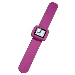 Ремешок-часы Hama Fancy Beat Purple  (для iPod Nano 6G, силикон, H-13300)