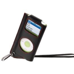 Чехол Hama (для iPod Nano/Nano 2G, натуральная кожа)