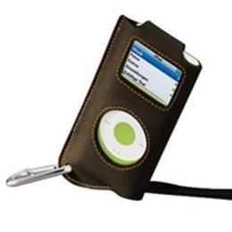 Чехол Hama Brown (для iPod Nano 2G, натуральная кожа)