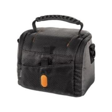 Сумка Hama Sorento 100 Black Orange (14.5x7.5x10.5см)