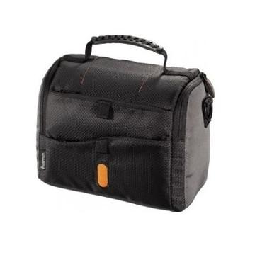 Сумка Hama Sorento 130 Black Orange (21x10x16см)