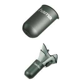 Салфетка Hama Micro XL Grey (для 3D очков, микрофибра 26х25 см, H-5906)