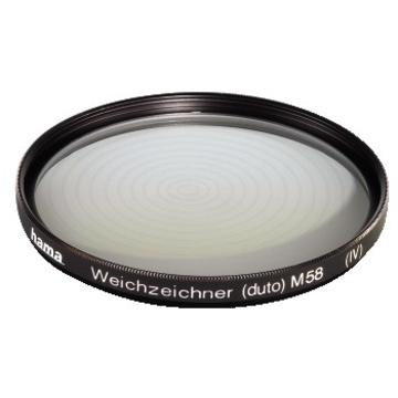 Фильтр Hama Special Effect 58mm (диффузионный, эффект размытости, H-85258)