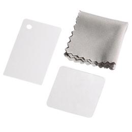 Пленка защитная Hama (для iPod nano 6G, 2.2 см, 3 шт.+ салфетка из микрофибры, H-86156)