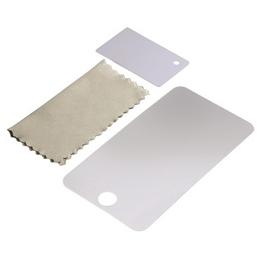 """Пленка защитная Hama Slide (для iPod touch 4G, против """"отпечатков"""", 3 шт.+ салфетка из микрофибры, H-86158)"""