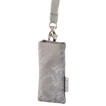 Чехол Hama Grey (для USB накопителей, 2.5 x 7.9 x 1 см, нейлон)