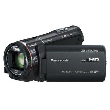 Panasonic HC-X920M Black
