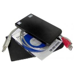"""Корпус для HDD AgeStar SUB201 Black (2.5"""""""", SATA)"""