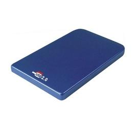 """Корпус для HDD AgeStar SUB201 Blue (2.5"""""""", SATA)"""