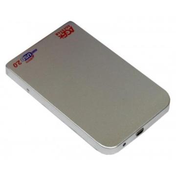 """Корпус для HDD AgeStar SUB201 Silver (2.5"""""""", SATA)"""
