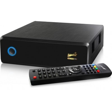 iconBIT HDS52L mk2 (HD-плеер, отсек для установки HDD, FullHD 1080p, USB, Ethernet, HDMI 1.3)