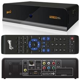 iconBIT HDS6L (HD-плеер, WiFi, отсек для установки HDD)