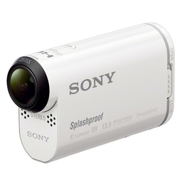 Sony HDR-AS100V White (action camera)