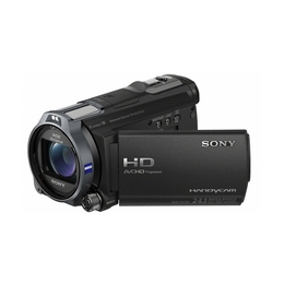 "Sony HDR-CX740VE Black (Flash FullHD, 10x/17x, 3.0""""LCD, PRO Duo(Mark 2), PRO-HG Duo, SD/SDHC/SDXC, GPS)"